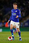 Harvey Barnes of Leicester City during the Premier League match at the King Power Stadium, Leicester. Picture date: 9th March 2020. Picture credit should read: Darren Staples/Sportimage