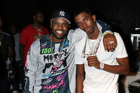 NEW YORK, NY - JUNE 2, 2019 ASAP Ferg & King Combs backstage at Summer Jam at Met Life Stadium, June 2, 2019 in East Rutherford, NJ. <br /> CAP/MPIWG<br /> ©WG/MPI/Capital Pictures