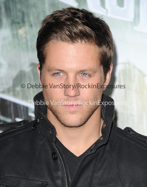 Ross Thomas at The Warner Bros. Pictures World Premiere of Sucker Punch held at The Grauman's Chinese Theatre in Hollywood, California on March 23,2011                                                                               © 2010 Hollywood Press Agency
