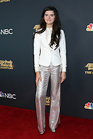 "LOS ANGELES - OCT 21:  Angelina Jordan at the ""America's Got Talent - Champions"" Finalist Red Carpet at the Sheraton Pasadena Hotel on October 21, 2019 in Pasadena, CA"