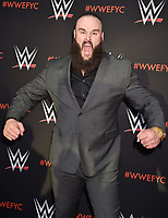 NORTH HOLLYWOOD, CA - JUNE 06: Braun Strowman attends WWE's first-ever Emmy 'For Your Consideration' event at Saban Media Center on June 6, 2018 in North Hollywood, California.<br /> CAP/ROT/TM<br /> &copy;TM/ROT/Capital Pictures