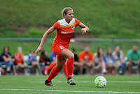 Piscataway, NJ - Saturday July 09, 2016: Cami Privett during a regular season National Women's Soccer League (NWSL) match between Sky Blue FC and the Houston Dash at Yurcak Field.