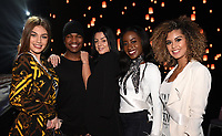 BANGKOK, THAILAND - DECEMBER 16: 2018 MISS UNIVERSE: Grammy winner Ne-Yo and contestants during rehearsals for the 2018 MISS UNIVERSE competition at the Impact Arena in Bangkok, Thailand on December 16, 2018. Miss Universe will air live on Sunday, Dec. 16 (7:00-10:00 PM ET live/PT tape-delayed) on FOX.  (Photo by Frank Micelotta/FOX/PictureGroup)