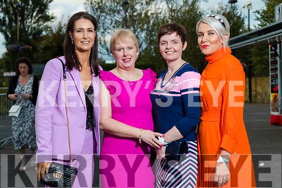 Arriving for the Fashion Show at the Dome on Sunday night were Norma O'Connor (Castleisland), Breda McCarthy (Scartaglen), Sheila O'Connor (Castleisland), Maria O'Connor (Scartaglen).
