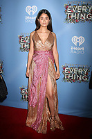 """LOS ANGELES - MAY 6:  Danube R Hermosillo at the """"Everything, Everything"""" Premiere on the TCL Chinese 6 Theater on May 6, 2017 in Los Angeles, CA"""
