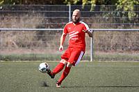 Yannic Walter (Büttelborn) - Büttelborn 09.09.2018: SKV Büttelborn vs. SV Münster