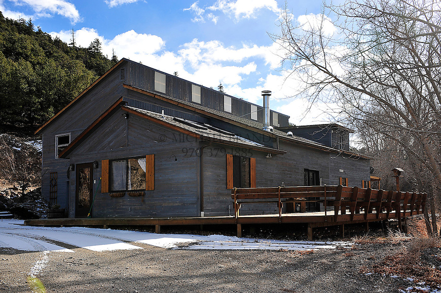 6011 County Road 210, Salida, CO. Michael Brands for The New York Times.