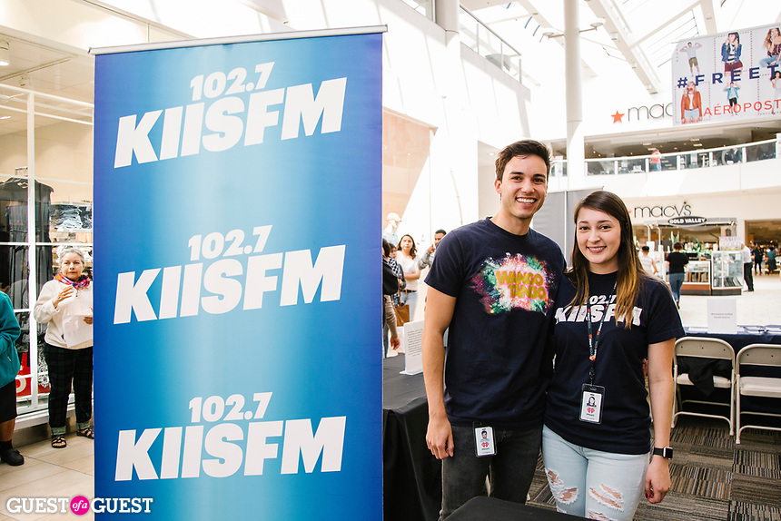 Rebecca Garcia and Kevin Norman attend the Prom Fashion Show Preview 2017 at The Shops at Montebello on June 8, 2017 (Photo by Jason Sean Weiss / Guest of a Guest)