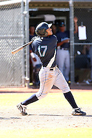 Jean Acevedo - Seattle Mariners - 2010 Instructional League.Photo by:  Bill Mitchell/Four Seam Images..