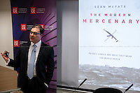 "19.10.2015 - LSE Presents: ""The Modern Mercenary"" - #LSEMcFate"