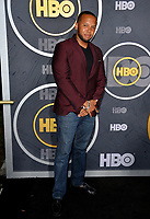 LOS ANGELES, USA. September 23, 2019: Jonni Vegaz at the HBO post-Emmy Party at the Pacific Design Centre.<br /> Picture: Paul Smith/Featureflash