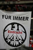 Frankfurter Fanbanner - Eintracht Frankfurt vs. FC Schalke 04, Commerzbank Arena