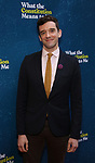 "Michael Urie attending the Broadway Opening Night Performance of  ""What The Constitution Means To Me"" at the Hayes Theatre on March 31, 2019 in New York City."