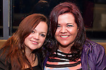Helena Peppard and Lisa Reynolds in Bru..Picture: Shane Maguire / www.newsfile.ie.