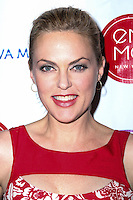 NEW YORK, NY - JUNE 19: Elaine Hendrix attends The Inaugural St. Jude Spring Social at Noir NYC on June 19, 2013 in New York City. (Photo by Jeffery Duran/Celebrity Monitor)