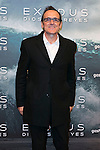 "Alberto Iglesias attend the Premiere of the movie ""EXODUS: GODS AND KINGS"" at callao Cinema in Madrid, Spain. December 4, 2014. (ALTERPHOTOS/Carlos Dafonte)"