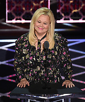 "BEVERLY HILLS - SEPTEMBER 7: Caroline Rhea appears onstage at the ""Comedy Central Roast of Alec Baldwin"" at the Saban Theatre on September 7, 2019 in Beverly Hills, California. (Photo by Frank Micelotta/PictureGroup)"