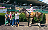 Spirituality winning at Delaware Park on 8/4/16