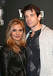 Orfeh and Andy Karl  attending the 10th Anniversary Celebration Party for 'Wicked'  at the Edison Ballroom on October 30, 2013  in New York City.