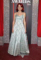 Carrie Grant at The British Soap Awards 2019 arrivals. The Lowry, Media City, Salford, Manchester, UK on June 1st 2019<br /> CAP/ROS<br /> ©ROS/Capital Pictures
