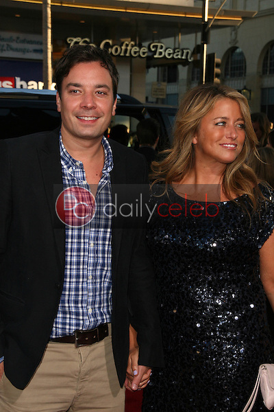 """Jimmy Fallon<br /> at the """"Going The Distance"""" Los Angeles Premiere, Chinese Theater, Hollywood, CA. 08-23-10<br /> David Edwards/Dailyceleb.com 818-249-4998"""