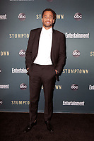 "LOS ANGELES - SEP 16:  Michael Ealy at the ""Stumptown"" Premiere at the Petersen Automotive Museum on September 16, 2019 in Los Angeles, CA"