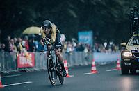Robert Wagner (DEU/LottoNL-Jumbo)<br /> <br /> 104th Tour de France 2017<br /> Stage 1 (ITT) - D&uuml;sseldorf &rsaquo; D&uuml;sseldorf (14km)