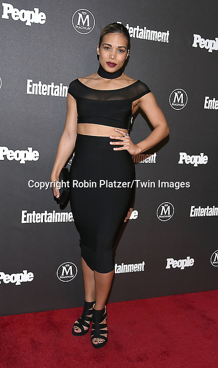 Ciara Renee attends the Entertainment Weekly &amp; PEOPLE Magazine New York Upfronts Celebration on May 16, 2016 at Cedar Lake in New York, New York, USA.<br /> <br /> photo by Robin Platzer/Twin Images<br />  <br /> phone number 212-935-0770