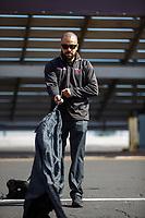 Feb 23, 2018; Chandler, AZ, USA; NHRA funny car driver J.R. Todd during qualifying for the Arizona Nationals at Wild Horse Pass Motorsports Park. Mandatory Credit: Mark J. Rebilas-USA TODAY Sports