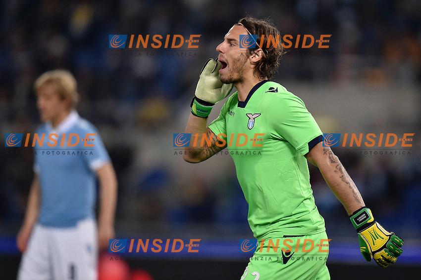 Fabrizio Marchetti Lazio <br /> Roma 05-01-2015 Stadio Olimpico, Football Champions Serie A Lazio - Sampdoria. Foto Andrea Staccioli / Insidefoto
