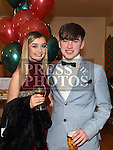 Rory Eustace and Anna Gardiner at the Glen Emmets dinner dance in The Glenside Hotel. Photo:Colin Bell/pressphotos.ie