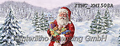 Marcello, CHRISTMAS SANTA, SNOWMAN, WEIHNACHTSMÄNNER, SCHNEEMÄNNER, PAPÁ NOEL, MUÑECOS DE NIEVE, paintings+++++,ITMCXM1508A,#x#