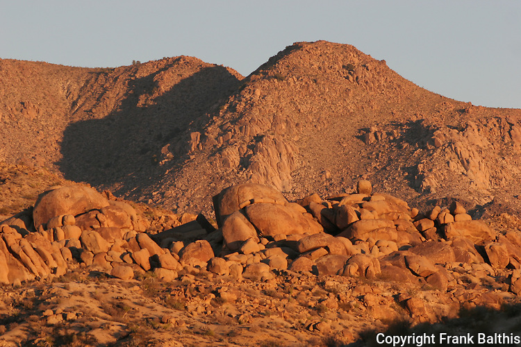 Eagle Mountains, Joshua Tree National Park