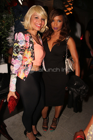 June 28 2014Hollywood California Antonique Smith attends the Interscope Party Walik Goshorn / MediaPunch