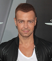 HOLLYWOOD, CA - AUGUST 01: Joey Lawrence at the premiere of Columbia Pictures' 'Total Recall' held at Grauman's Chinese Theatre on August 1, 2012 in Hollywood, California Credit: mpi21/MediaPunch Inc. /NortePhoto.com<br />