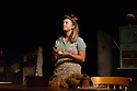 London, UK. 18.07.2014. Mountview Academy of Theatre Arts presents SATURDAY, SUNDAY, MONDAY by Eduardo de Filippo, the English adaptation by Keith Waterhouse & Willis Hall, directed by Michael Howcroft, at the Unicorn Theatre, as part of the Postgraduate Season 2014. Picture shows:  Meg Coombs (Virginia). Photograph © Jane Hobson.