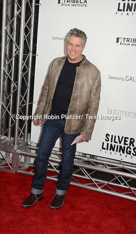 "Donny Deutsch attends the New York Premiere of "" Silver Linings Playbook"" on November 12, 2012 at the Ziegfeld Theatre in New York City. The movie stars Bradley Cooper, Robert De Niro, Jacki Weaver, Chris Tucker, Julia Stiles, John Ortiz, Brea Bee, Anupam Kher, Shea Whigham and is directed by David O. Russell."