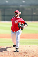 Jonathan Correa - Cincinnati Reds - 2010 Instructional League.Photo by:  Bill Mitchell/Four Seam Images..
