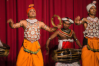 Kandy, photo of a traditional Kandyan dance performance at the Kandy Arts Assication Hall, Sri Lanka, Asia. This is a photo of a traditional Kandyan dance performance at the Kandy Arts Assication Hall, Sri Lanka, Asia.