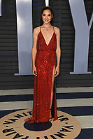 04 March 2018 - Los Angeles, California - Gal Gadot. 2018 Vanity Fair Oscar Party hosted following the 90th Academy Awards held at the Wallis Annenberg Center for the Performing Arts. <br /> CAP/ADM/BT<br /> &copy;BT/ADM/Capital Pictures