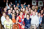 Looking 59<br /> ---------------<br /> Julie Maguire from Tralee, front centre, had a great night in O'Donnell's, Tralee celebrating her 60th birthday along with many friends and family.