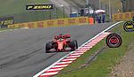 12.04.2019, Shanghai Audi International Circuit, Shanghai, 2019 FORMULA 1 HEINEKEN CHINESE GRAND PRIX<br /> im Bild<br />Sebastian Vettel (GER#5), Scuderia Ferrari<br /> <br /><br /> <br /> Foto &copy; nordphoto / Bratic