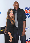 Khloe Kardashian Odom and Lamar Odom at The 19th ANNUAL RACE TO ERASE MS GALA held at The Hyatt Regency Century Plaza Hotel in Century City, California on May 18,2012                                                                               © 2012 Hollywood Press Agency