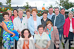 5616-5621.---------.Mass: Attending a special mass at the Millennium park, Ballymullen, Tralee last Saturday evening were front l-r: Mary Bonner, Mary Walsh and Bridie McSweeney. Back l-r: Joan O'Regan, Eileen Kelliher, Ciara Fields, Michael Gaffney, Kitty Nolan, Geraldine O'Brien, Kathleen Moriarty, Francie Walsh, Michael Murphy, Don Jones and Mary O'Shea.