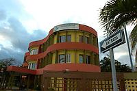 Vista del Colegio Dominicano de Periodistas (CDP) ubicado en Av. George Washington Esq. Dr. Horacio Vicioso, Centro de los Héroes, Santo Domingo, República Dominicana..03/12/2008.Foto : © Roberto Guzman