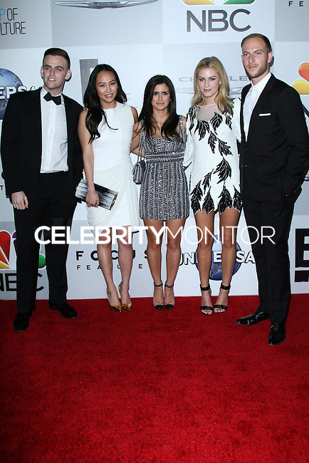 BEVERLY HILLS, CA - JANUARY 12: Cast of 'Rich kids of Beverly Hills' at the NBC Universal 71st Annual Golden Globe Awards After Party held at The Beverly Hilton Hotel on January 12, 2014 in Beverly Hills, California. (Photo by David Acosta/Celebrity Monitor)