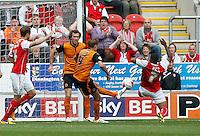 Rotherham  v Wolves 16.8.14