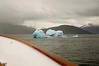 Inland Passage from Bellingham to Juneau, Ketchikan to Farragut Bay Alaska