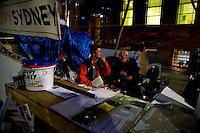 Occupy Sydney 12.04.13