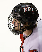 Patrick Cullen (RPI - 19) - The visiting Rensselaer Polytechnic Institute Engineers tied their host, the Northeastern University Huskies, 2-2 (OT) on Friday, October 15, 2010, at Matthews Arena in Boston, MA.